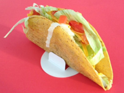 Disposable Paper Taco Stands powered by Taco Totes®